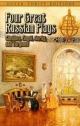 Four great russian plays. Ревизор. Вишневый сад. На дне. Месяц в деревне